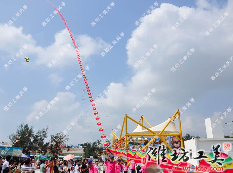 潍坊风筝协会广东汕头风筝节