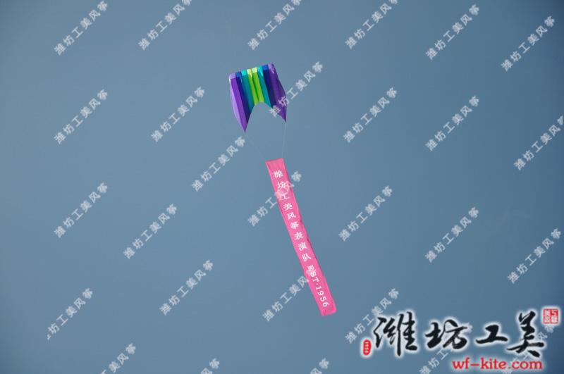风筝放飞—潍坊风筝协会