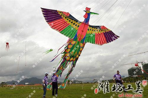 风筝展览—潍坊风筝协会