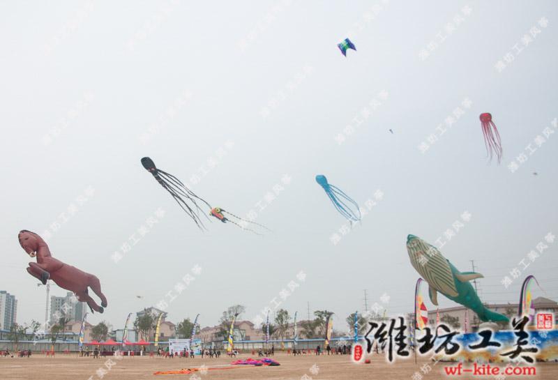 河南新乡潍坊风筝节