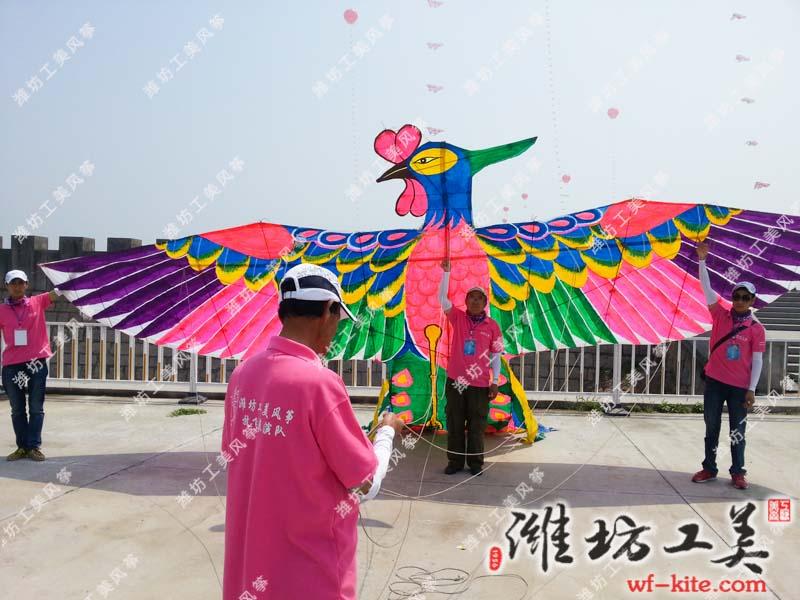 潍坊风筝协会浙江玉环风筝节