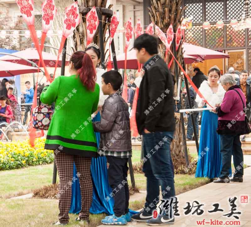 潍坊风筝协会重庆紫云台风筝节